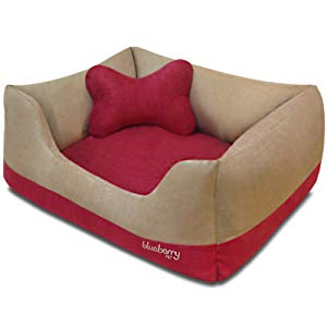 Blueberry Pet Heavy Duty Pet Bed