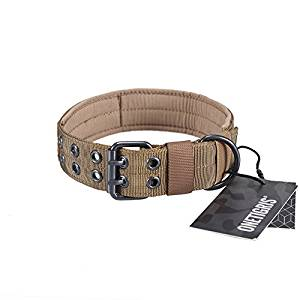OneTigris Military Adjustable Dog Collars