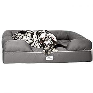 (Best Dog Bed For Great Dane) PetFusion Ultimate Dog Bed