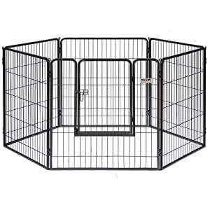 Precision Courtyard Kennel