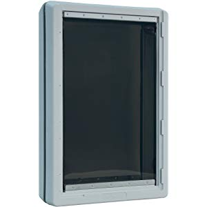 (Best Dog Doors For Cold Weather) Ideal Pet Products Weather Pet Door
