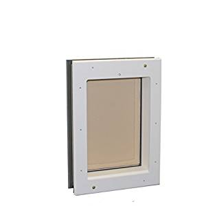 Weather Dog Door with Insulated Flap