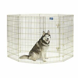 (Best Puppy Playpens) MidWest Exercise Pet Playpens