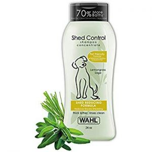 (Best Dog Shampoo For Shedding) Wahl 820005A Shampoo