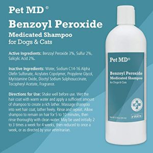 Pet MD Shampoo