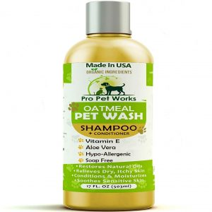 Pro Pet Works Oatmeal Dog Shampoo