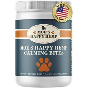 Moe's Organics Calm Treats