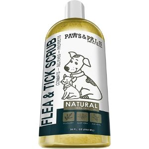 Paws & Pals Flea and Tick Shampoo