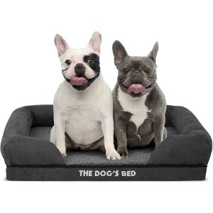 The Dog's Balls Waterproof Dog Bed