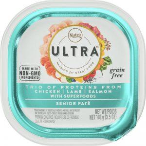 Nutro Ultra Grain Senior Paté